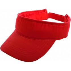 Козирка BONO /червена/ Код: 4111-4