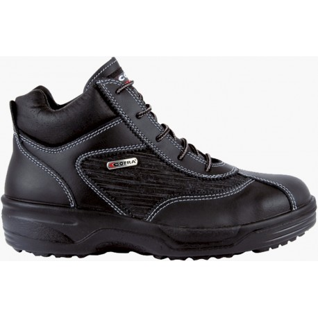 Дамски работни обувки модел BRIGITTE BLACK S3 SRC