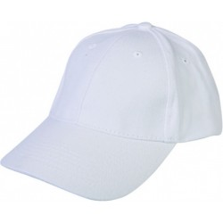 Cotton basketball cap PEPY/white/