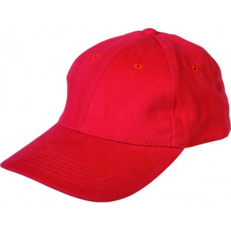 Шапка с козирка PEPY/червена/ Код: 078357