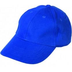 Шапка с козирка PEPY/светло синя/ Код: 078357