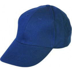 Cotton basketball cap PEPY/blue/