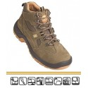 Working shoes, EMERALD High S1P