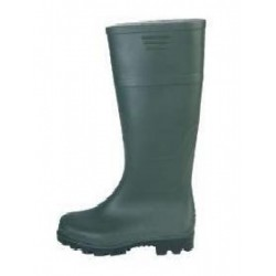 Top boots from PVC 38 cm