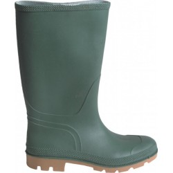 Top boots from PVC, 38 cm