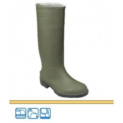 Top boots from PVC DUNLOP SELENIUM