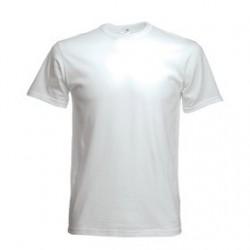 Тениска от трико TSRA 150/бяла/ Код: 01043005
