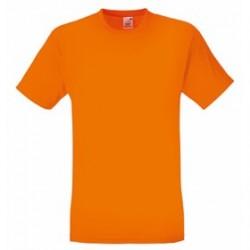 Тениска от трико TSRA 150 OR ORANGE /оранжеви/