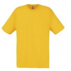 Тениска от трико TSRA 150 SY GOLD /жълта/