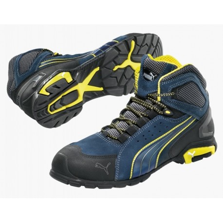 Работни обувки PUMA RIO MID S1P SRC - отлично качество