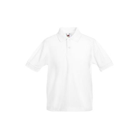 Тениска от трико PORA 200 WH WHITE/бяла/