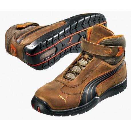 Работни обуввки PUMA INDY S3