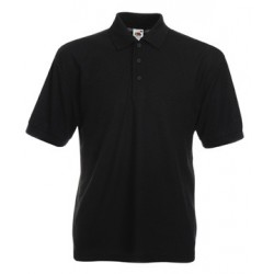 Regular Polo PORA 200 BK BLACK/black/