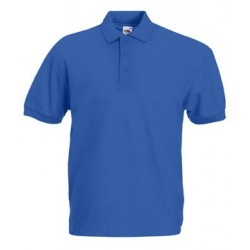 Regular Polo PORA 200 RB ROYAL BLUE /blue/