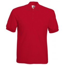 Regular Polo PORA 200 RD RED/red/