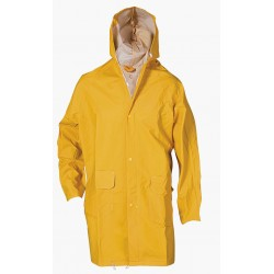 Комплект - куртка с качулка и панталон HYDRA /жълт/