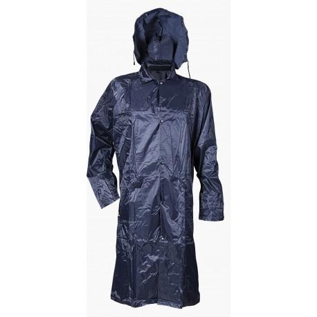 Дъждобран от ПВХ/полиамид NEPTUN Код: 0104070/т.син/