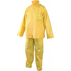 Set of trousers and jacket CARINA /yellow/