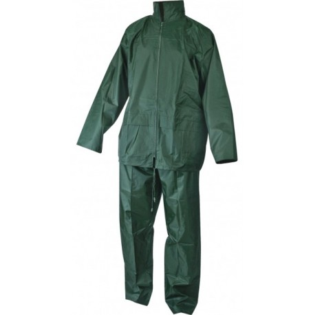 Водозащитен костюм CARINA /зелен/ Код: 0104068