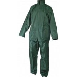 Set of trousers and jacket CARINA /green/