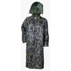 Coat with hood in practical package NEPTUN-M