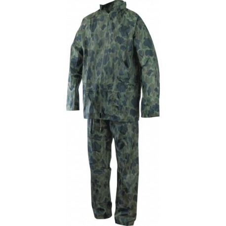 Водозащитен костюм CARINA-M /камуфлаж/ Код: 078084