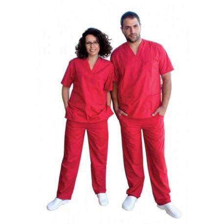 Унисекс медицински комплект М3 /червен/  Код: 078586