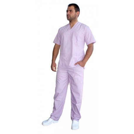 Медицински комплект-унисекс M3 /лила/ Код: 01040277