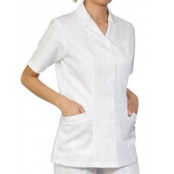 Medical short sleeve tunic