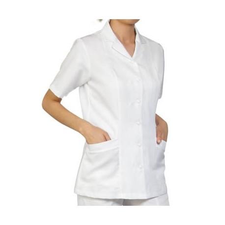 Медицинска туника с къс ръкав Код: 010423107