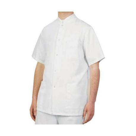 Мъжка медицинска туника с къс ръкав Код: 010423117