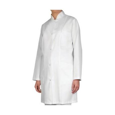 Дамска медицинска престилка с дълъг ръкав Код: 010423137