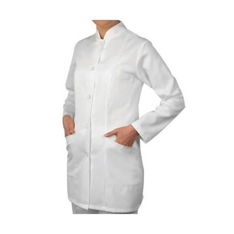 Медицинска туника с дълъг ръкав Код: 010423003