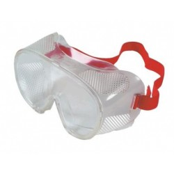 Goggles with flat visor 4800 P