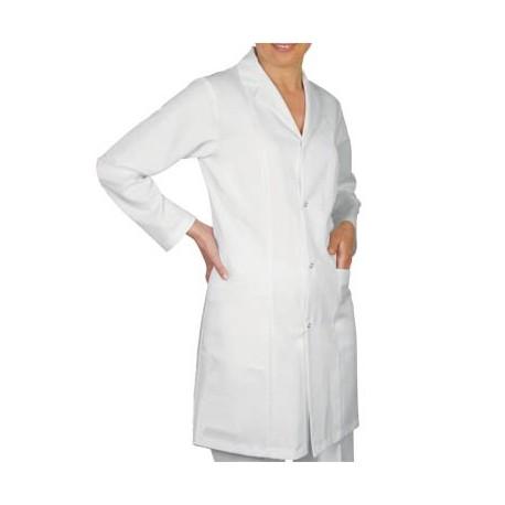 Дамска медицинска престилка с дълъг ръкав Код:010423134