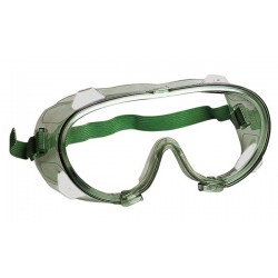 Goggles with flat visor CHIMILUX