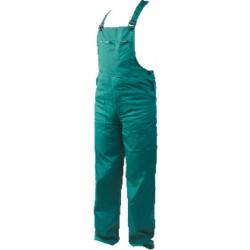 Работен полугащеризон REX-S /цвят зелен/ Код: 078405