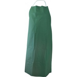 Защитна престилка от PVC BIANCA/зелени/