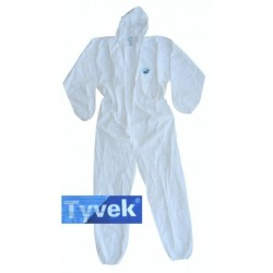 Disposable coverall Tyvek
