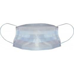 Санитарна маска с ластик SANI-3 Код: 2500-05