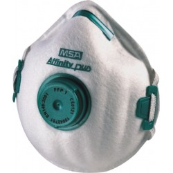 Формована маска за прах с клапа MSA FFP1 VD