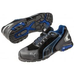 Работни обувки Puma Rio low black Код: 076250