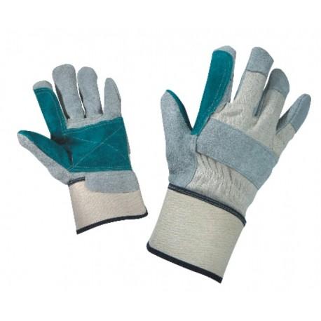 Работни ръкавици от телешка кожа MAGPIE Код: 0105011