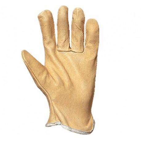 Работни ръкавици от свинска кожа Код: 28067
