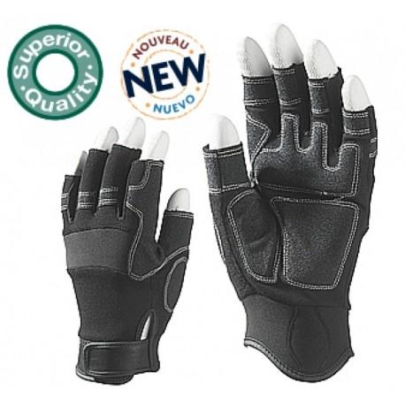 Работни ръкавици от синтетична кожа Код:111004