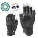 Работни ръкавици от синтетична кожа