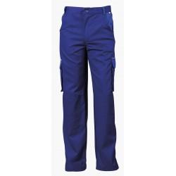 Работен панталон ASIMO /цвят син/