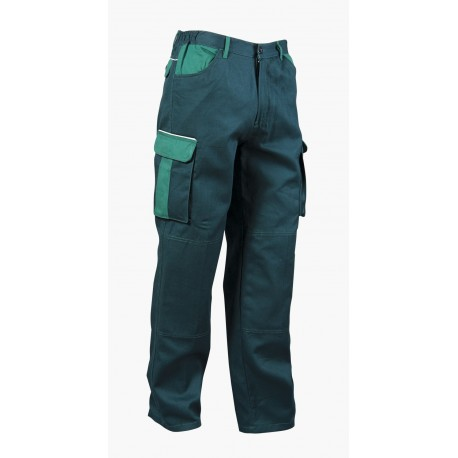 Работен панталон  ASIMO /цвят зелен/ Код: 0104293