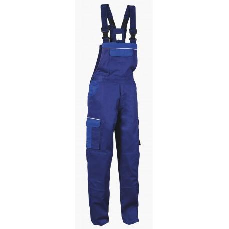 Работен полугащеризон ASIMO /цвят син/ Код: 078025