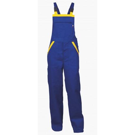 Работен костюм - полугащеризон и яке L2 Код: 0104041